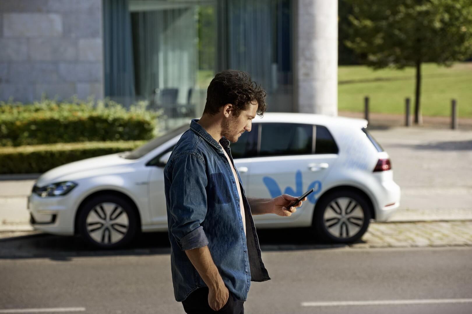 «WeShare» обеспечит доступность электромобилей для клиентов влюбое время