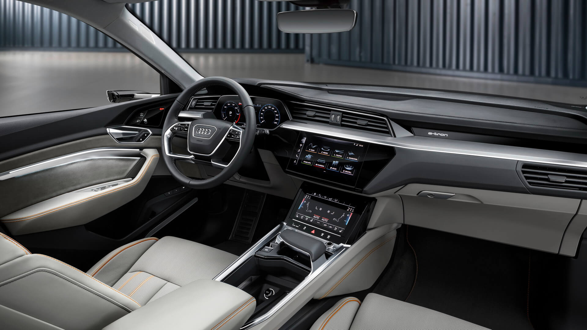 Фотография экоавто Audi e-tron 55 quattro - фото 27