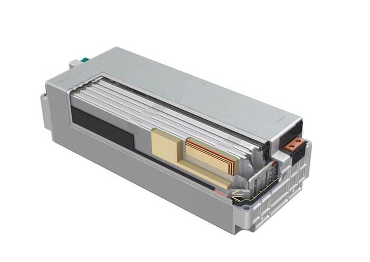 Модуль аккумуляторной батареи Audi e-tron quattro