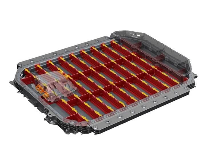 Алюминиевый корпус батареи для повышения безопасности в случае удара
