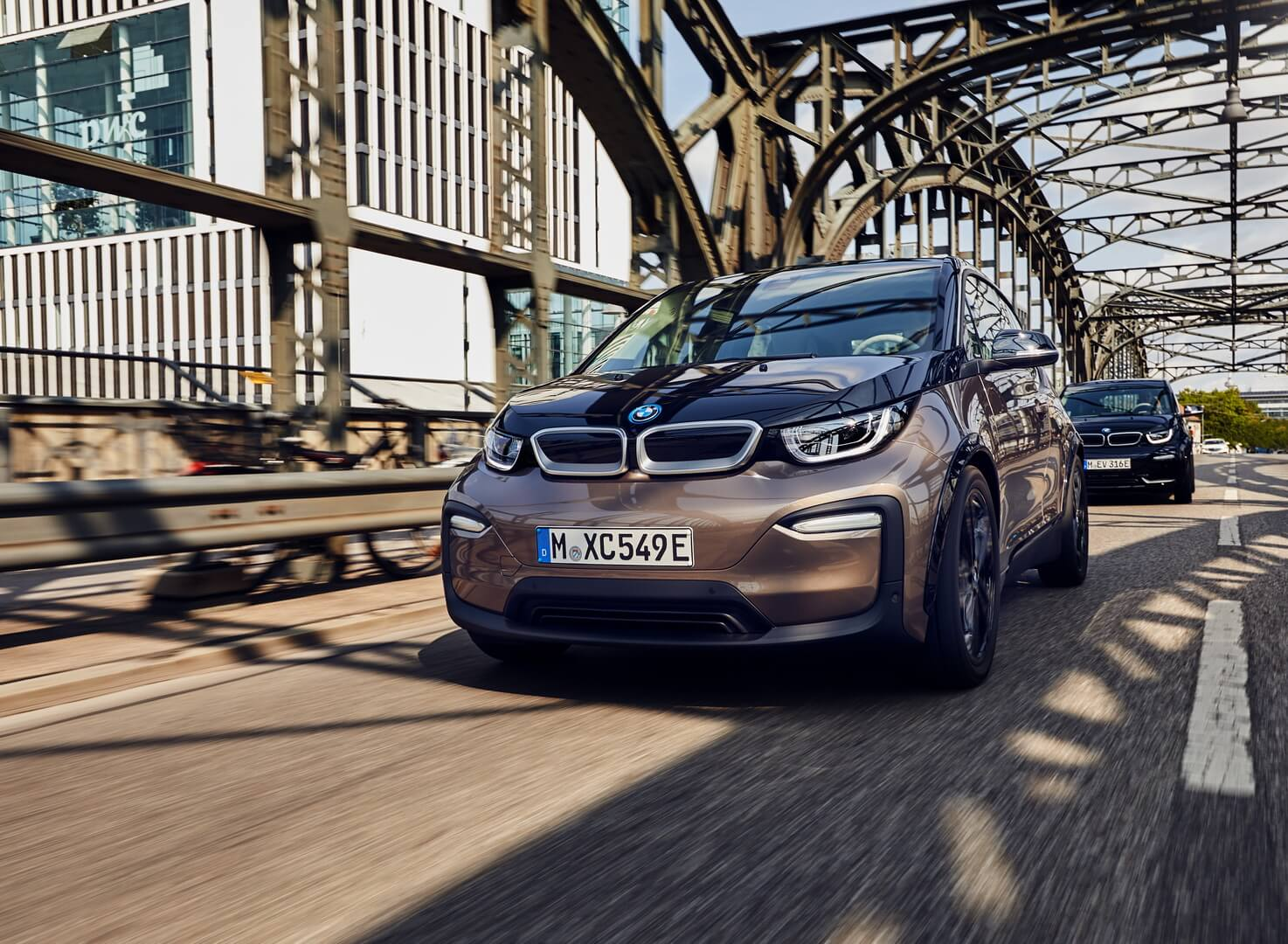 Фотография экоавто BMW i3s 2019 (42.2 кВт•ч) - фото 18