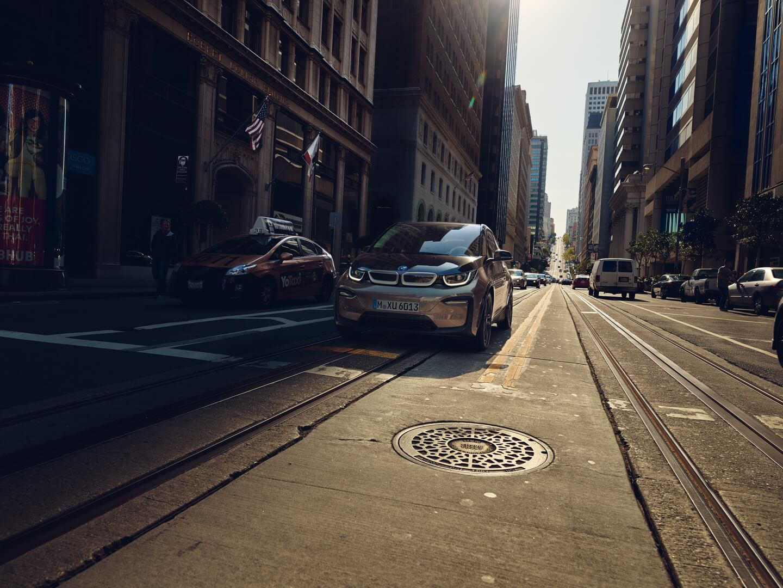 Фотография экоавто BMW i3s 2019 (42.2 кВт•ч) - фото 8