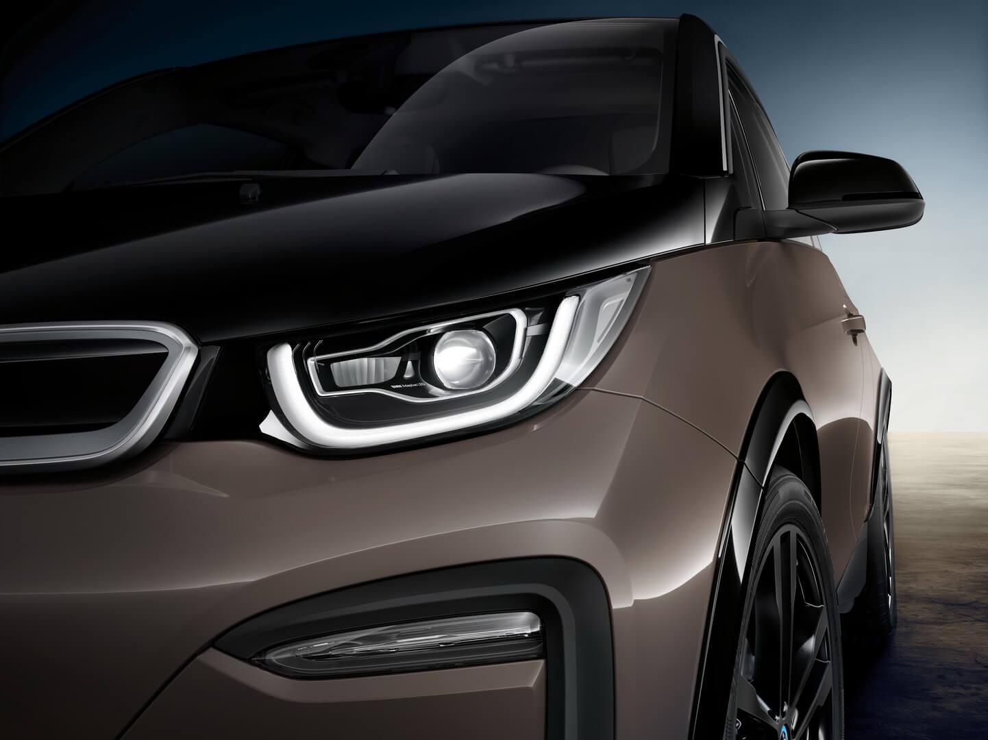 Фотография экоавто BMW i3s 2019 (42.2 кВт•ч) - фото 5