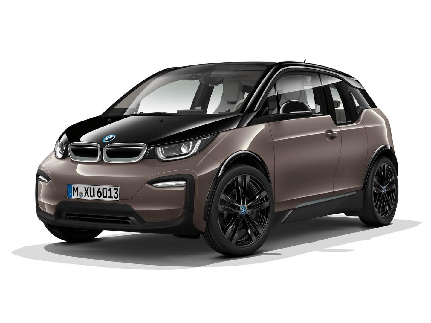 BMW i3 2019 года получил АКБ емкостью 42,2 кВт⋅ч и 260 км запаса хода