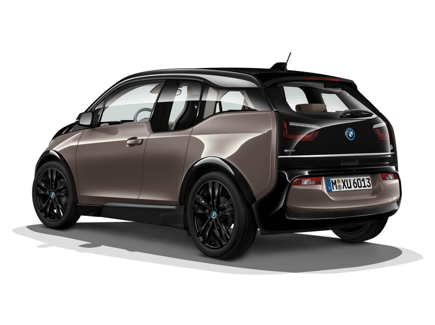Фотография экоавто BMW i3s 2019 (42.2 кВт•ч) - фото 3