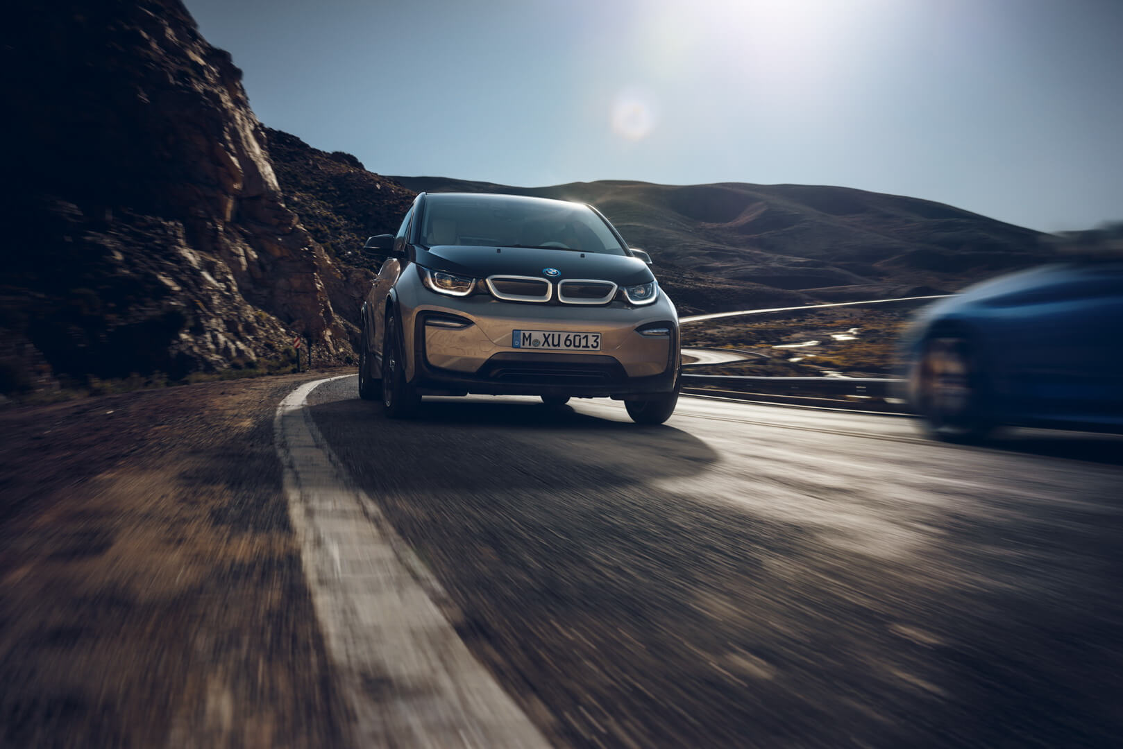 Фотография экоавто BMW i3 2019 (42.2 кВт•ч) - фото 19