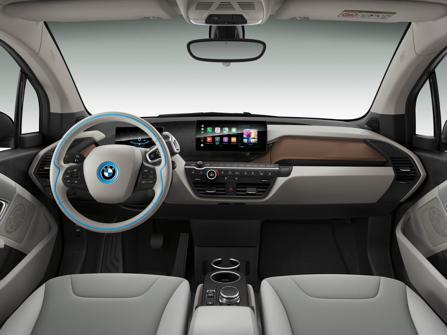 Фотография экоавто BMW i3s 2019 (42.2 кВт•ч) - фото 21