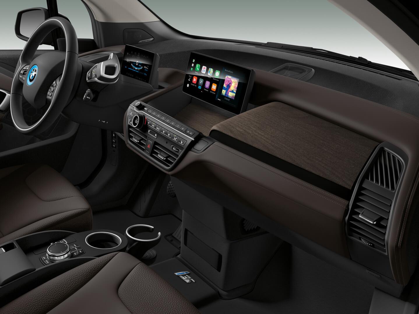 Фотография экоавто BMW i3s 2019 (42.2 кВт•ч) - фото 26