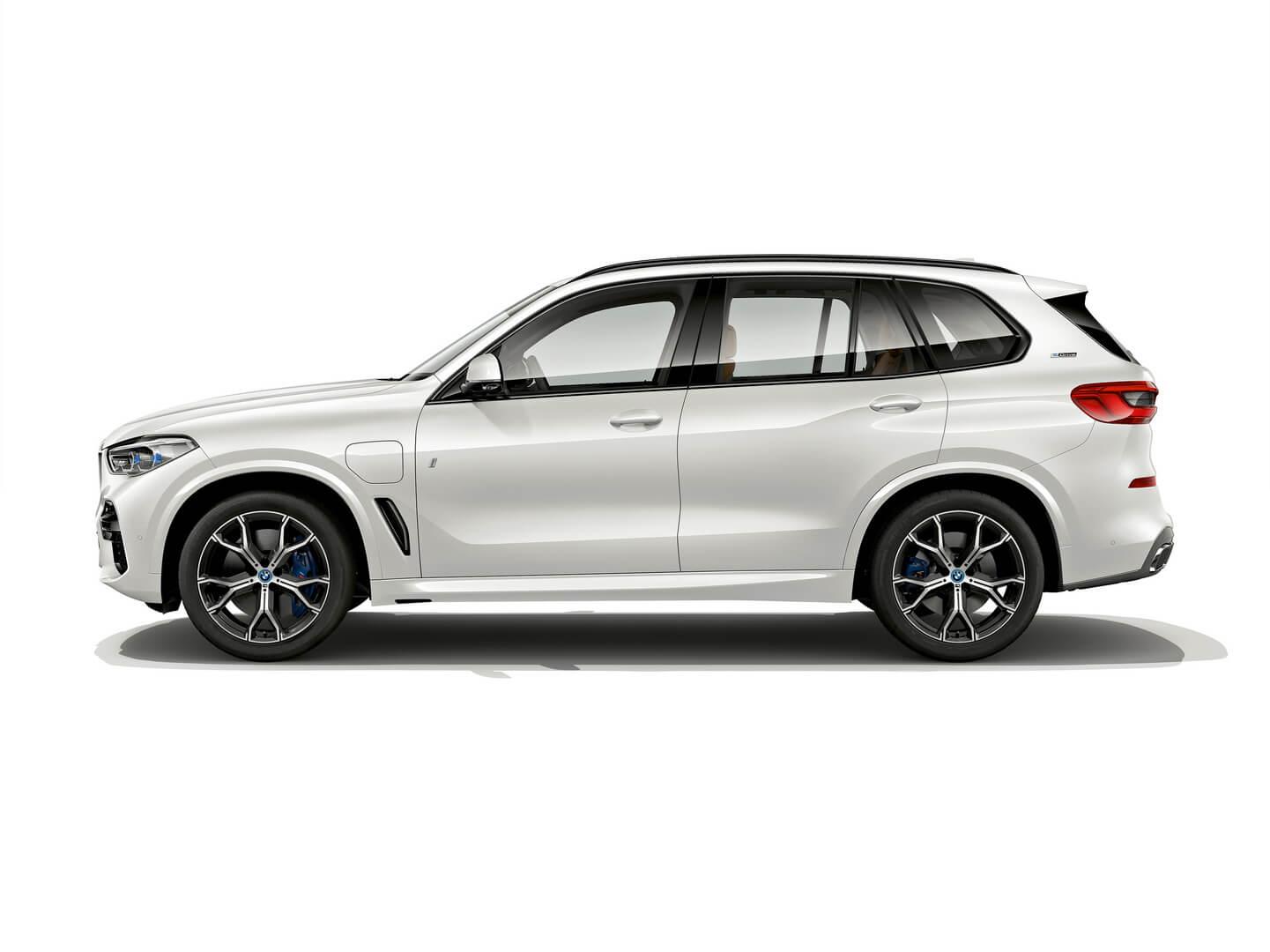 Плагин-гибрид BMW X5xDrive45e iPerformance