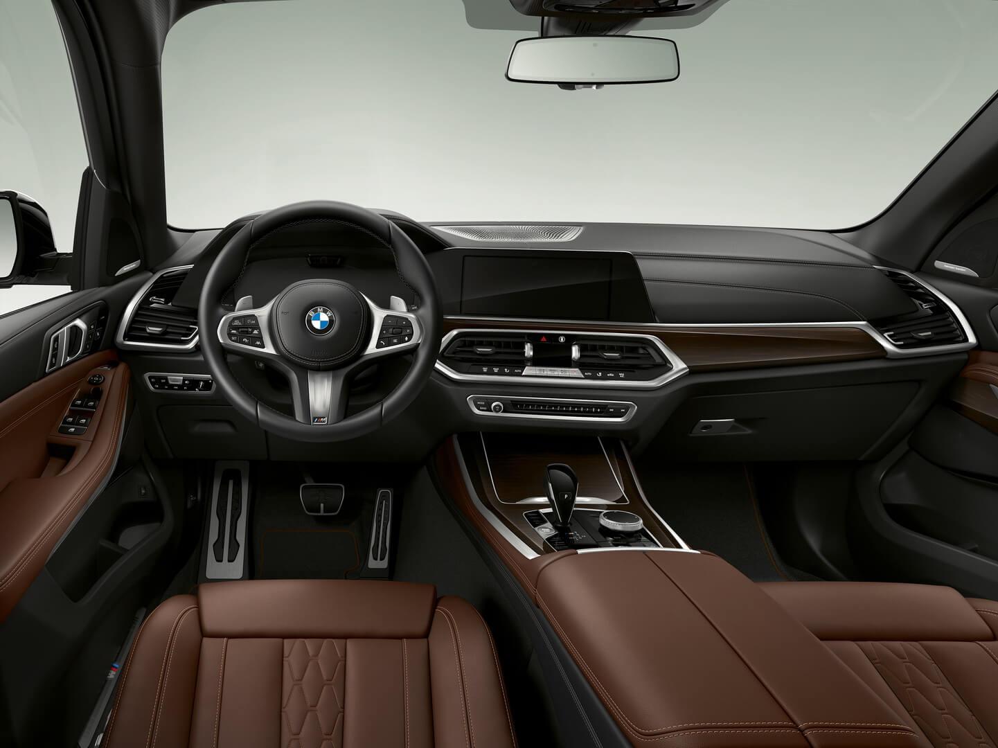 Приборная панель BMW X5xDrive45e PHEV