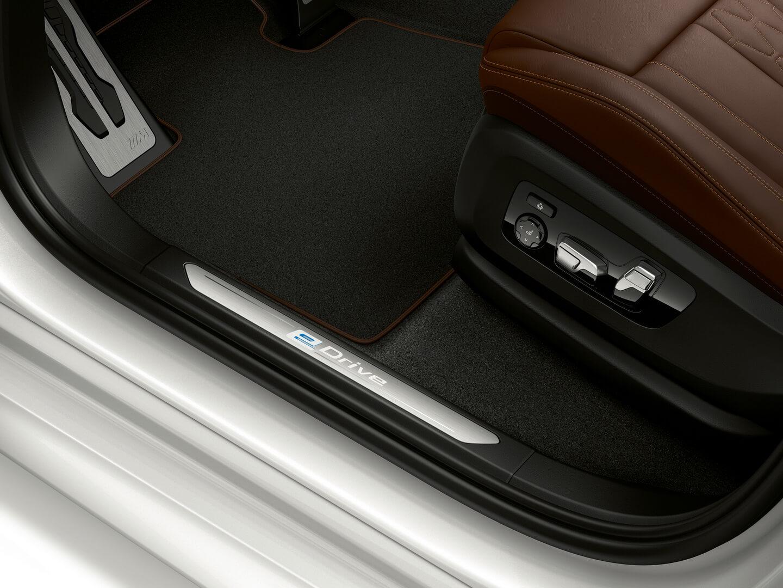 Интерьер BMW X5xDrive45e PHEV