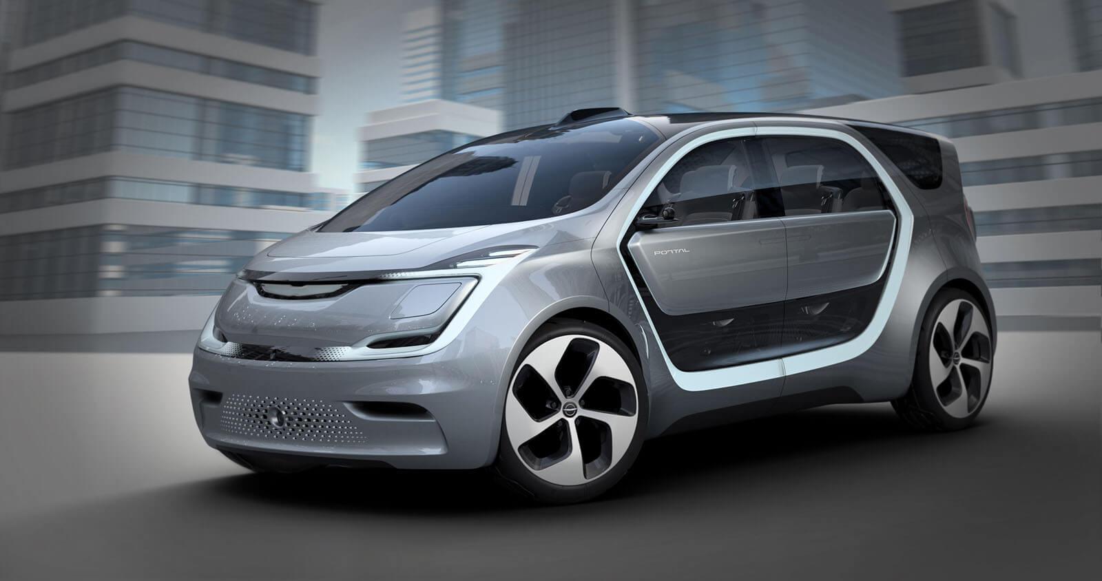 Концепт Chrysler Portal