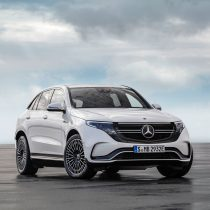 Фотография экоавто Mercedes-Benz EQC