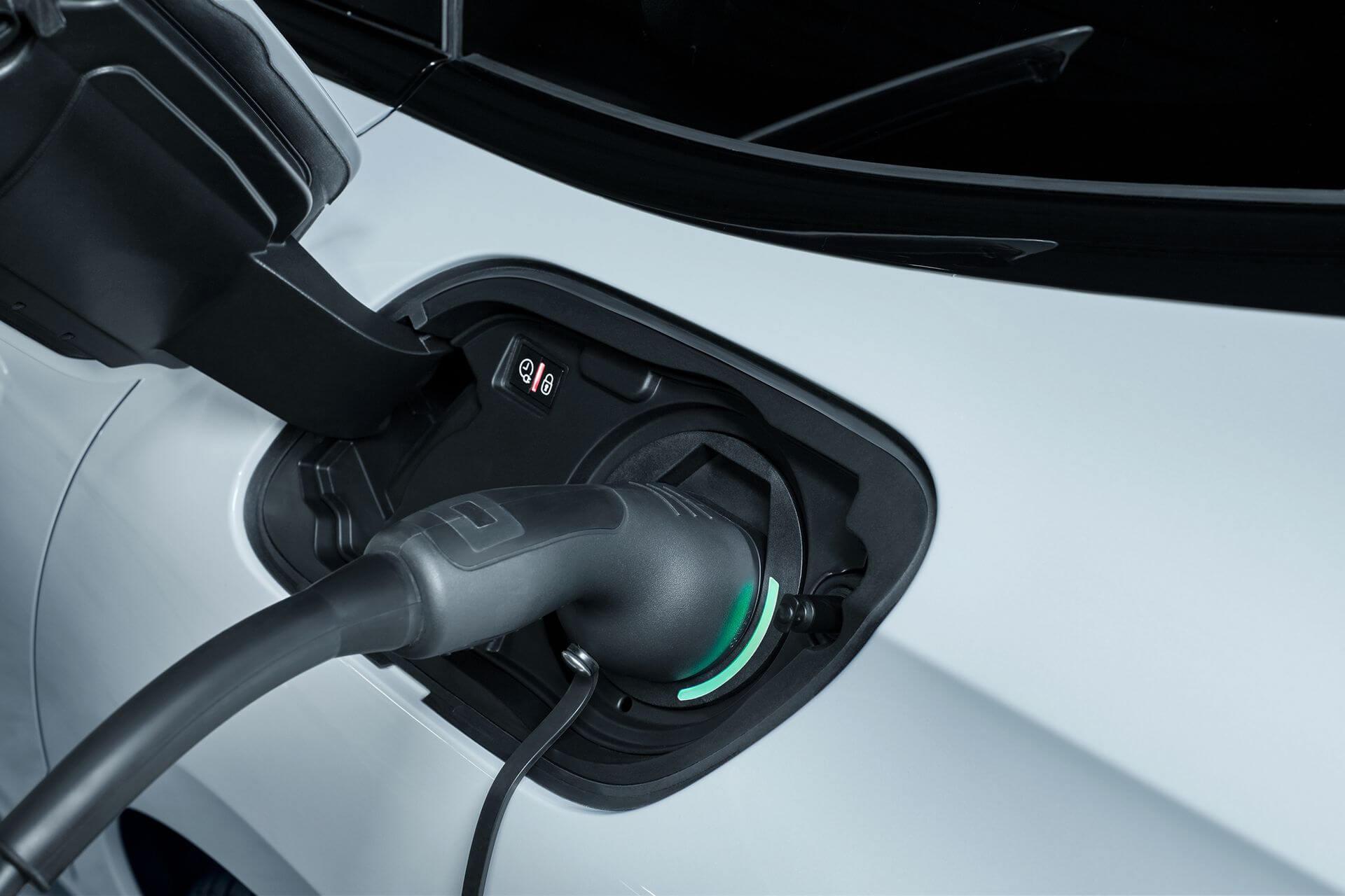Зарядный порт Peugeot 508 HYBRID
