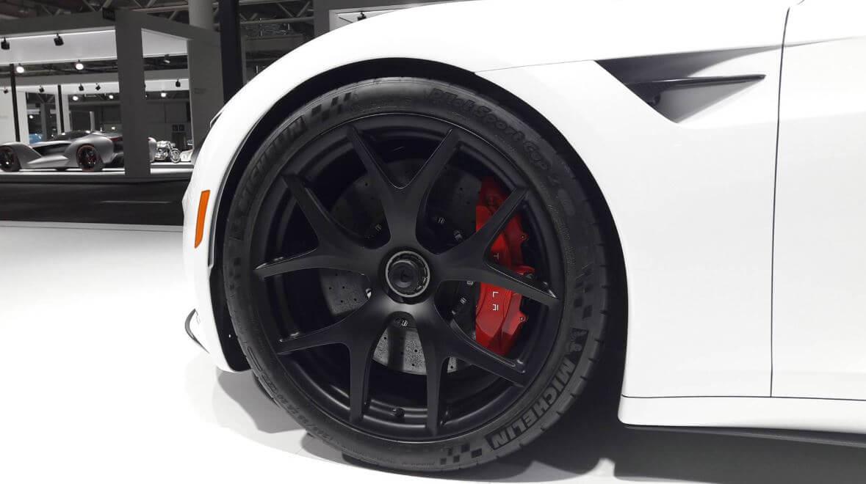 Колесо Tesla Roadster 2
