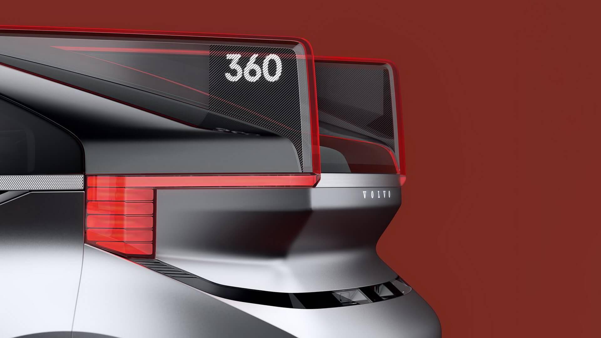 Экстерьер Volvo 360c