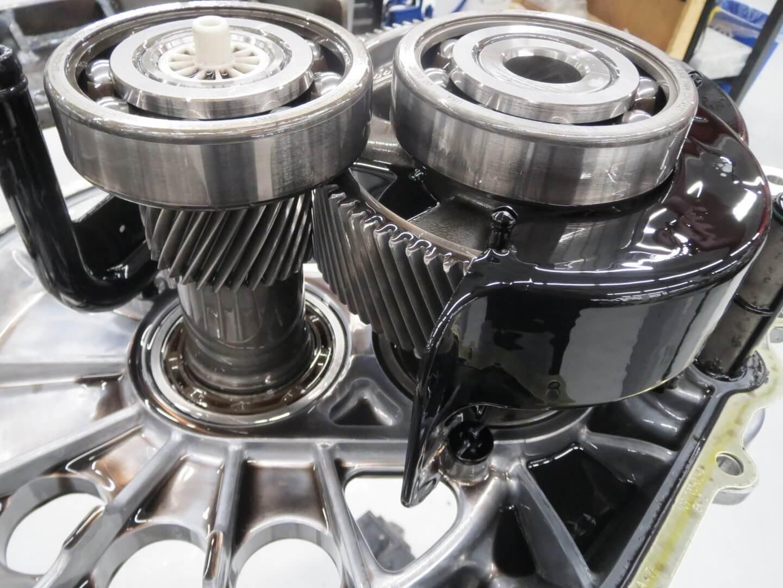 Система привода электромобиля Tesla Model 3 прошедшая 1,6 млн км