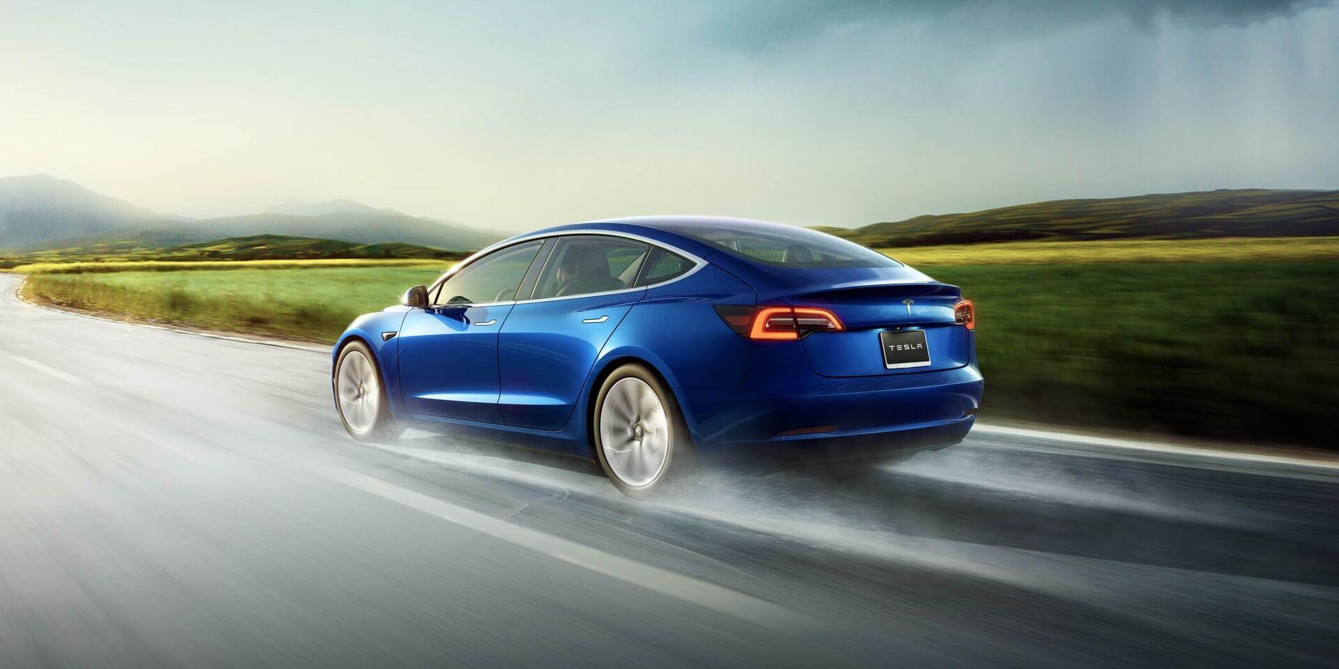 Tesla Model 3 — самый продаваемый электромобиль в США в 2018 году