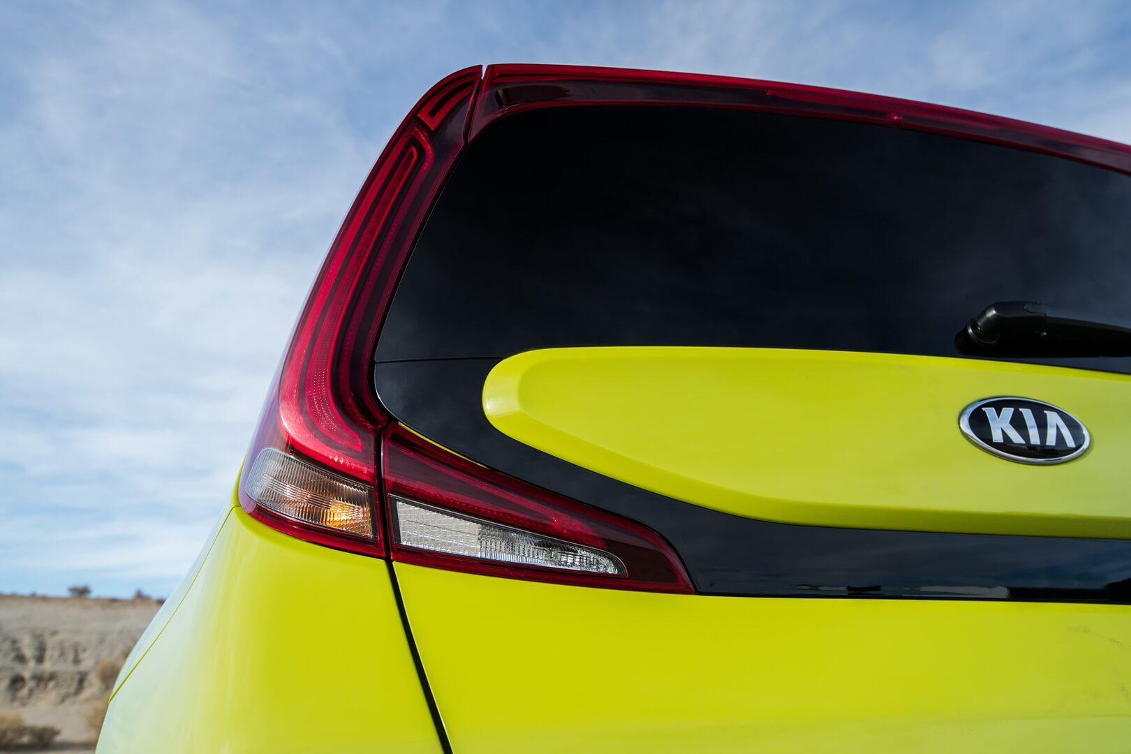 Фотография экоавто Kia Soul EV 2020 - фото 7