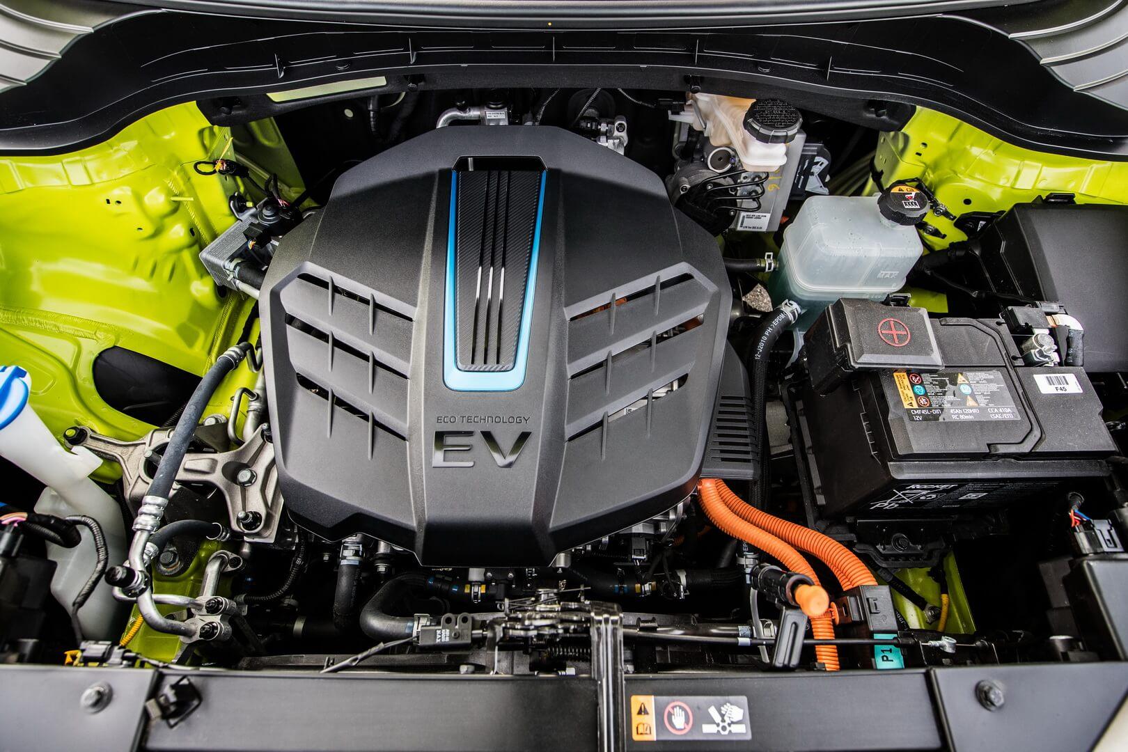 Электродвигатель Kia Soul EV 2020