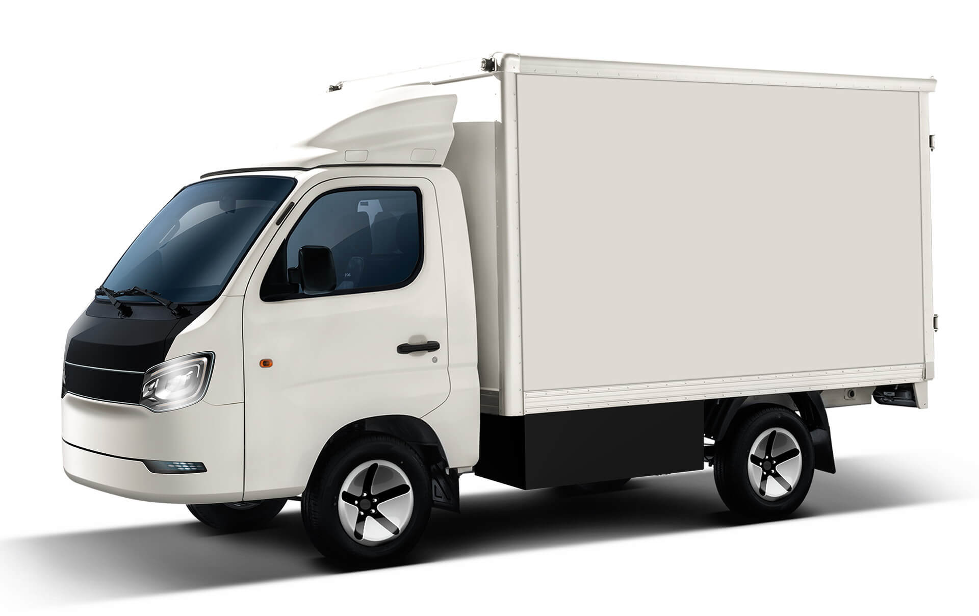 Электрический грузовик на суперконденсаторах Iona Truck - фото 2