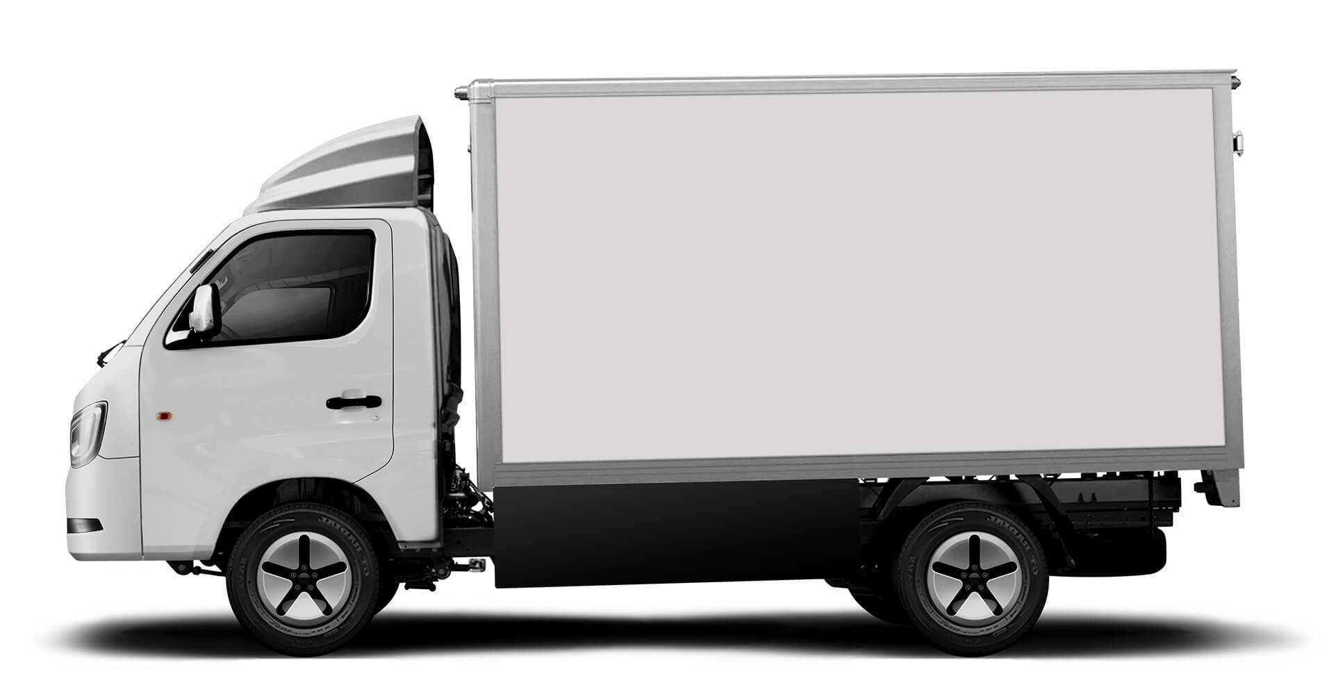 Электрический грузовик на суперконденсаторах Iona Truck - фото 3