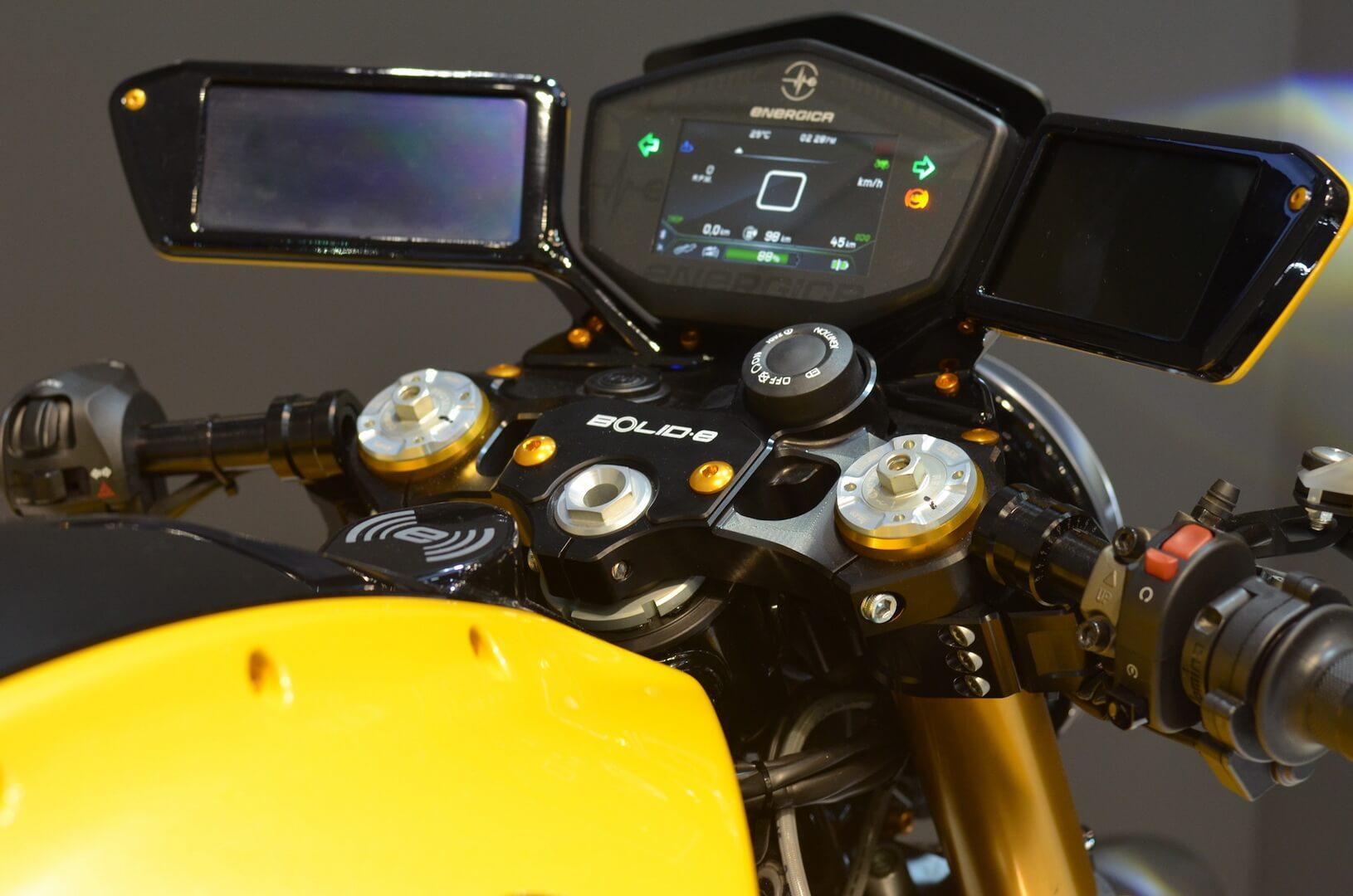 Электрический мотоцикл Bolid-E - фото 2