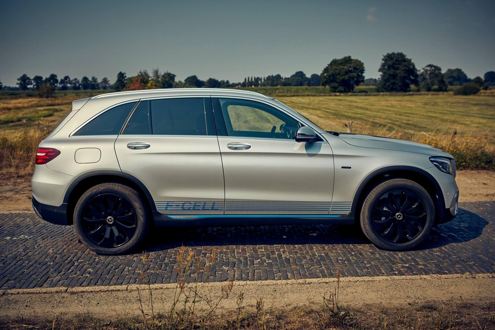 Mercedes-Benz GLC F-Cell - фото 2