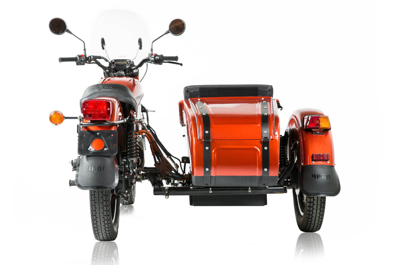 Электрический мотоцикл Ural - фото 5