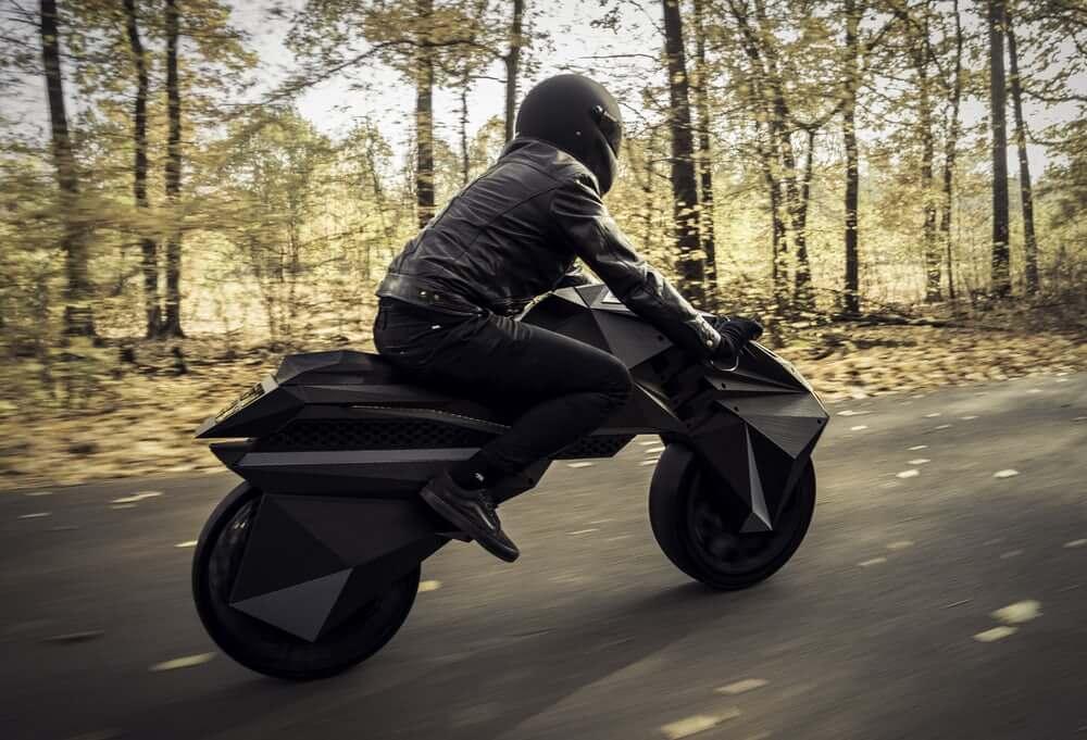 Электрический мотоцикл Nera E-Bike