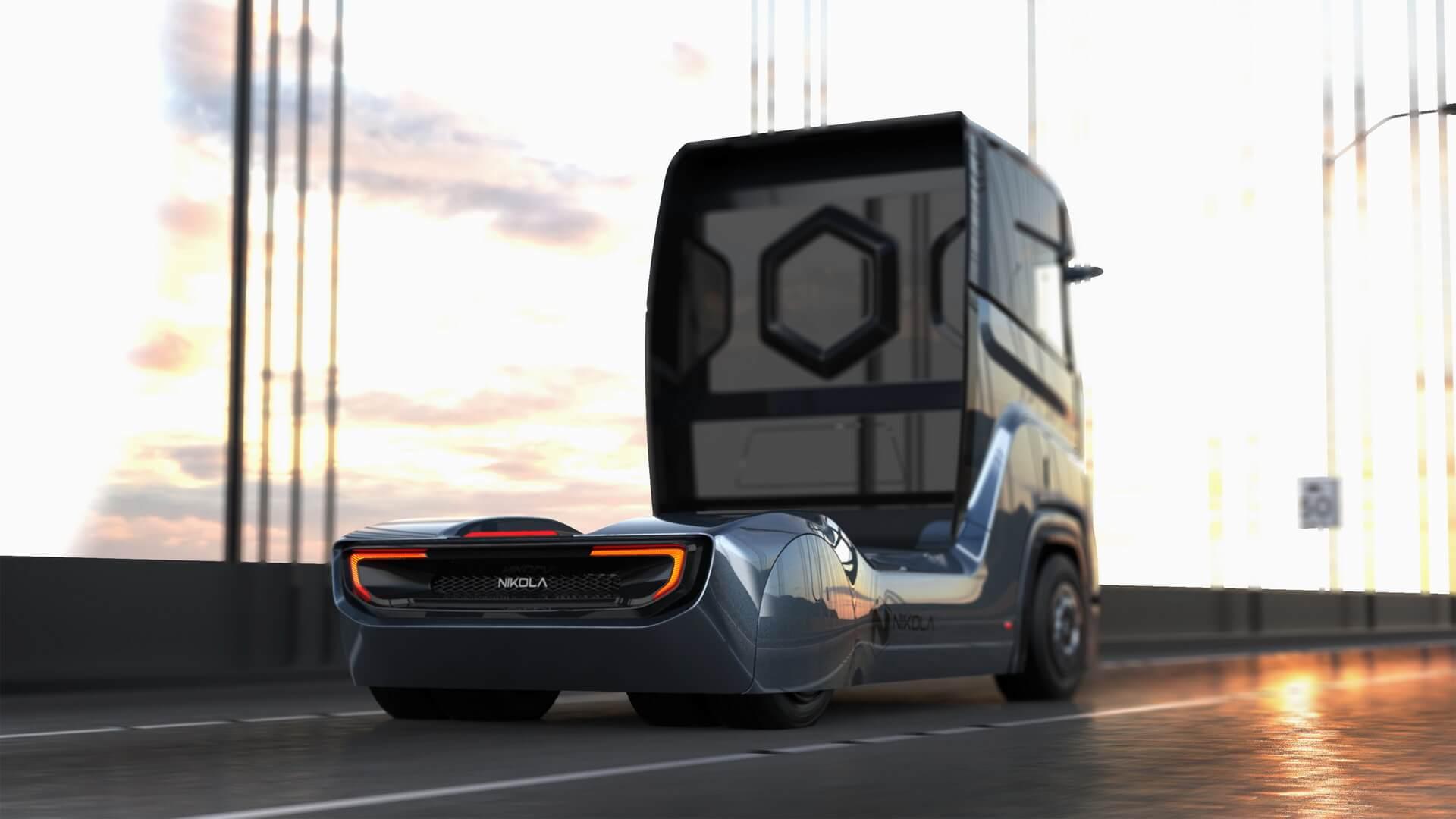 Nikola Tre: грузовик натопливных элементах для Европы