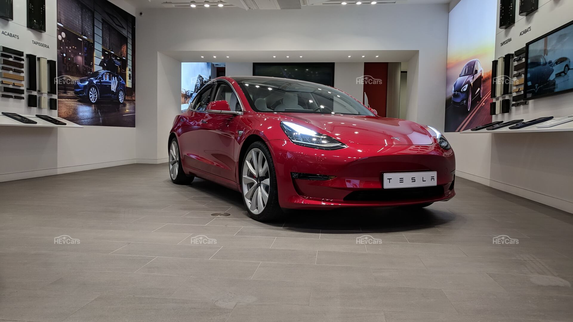 Фотография экоавто Tesla Model 3 Performance - фото 26