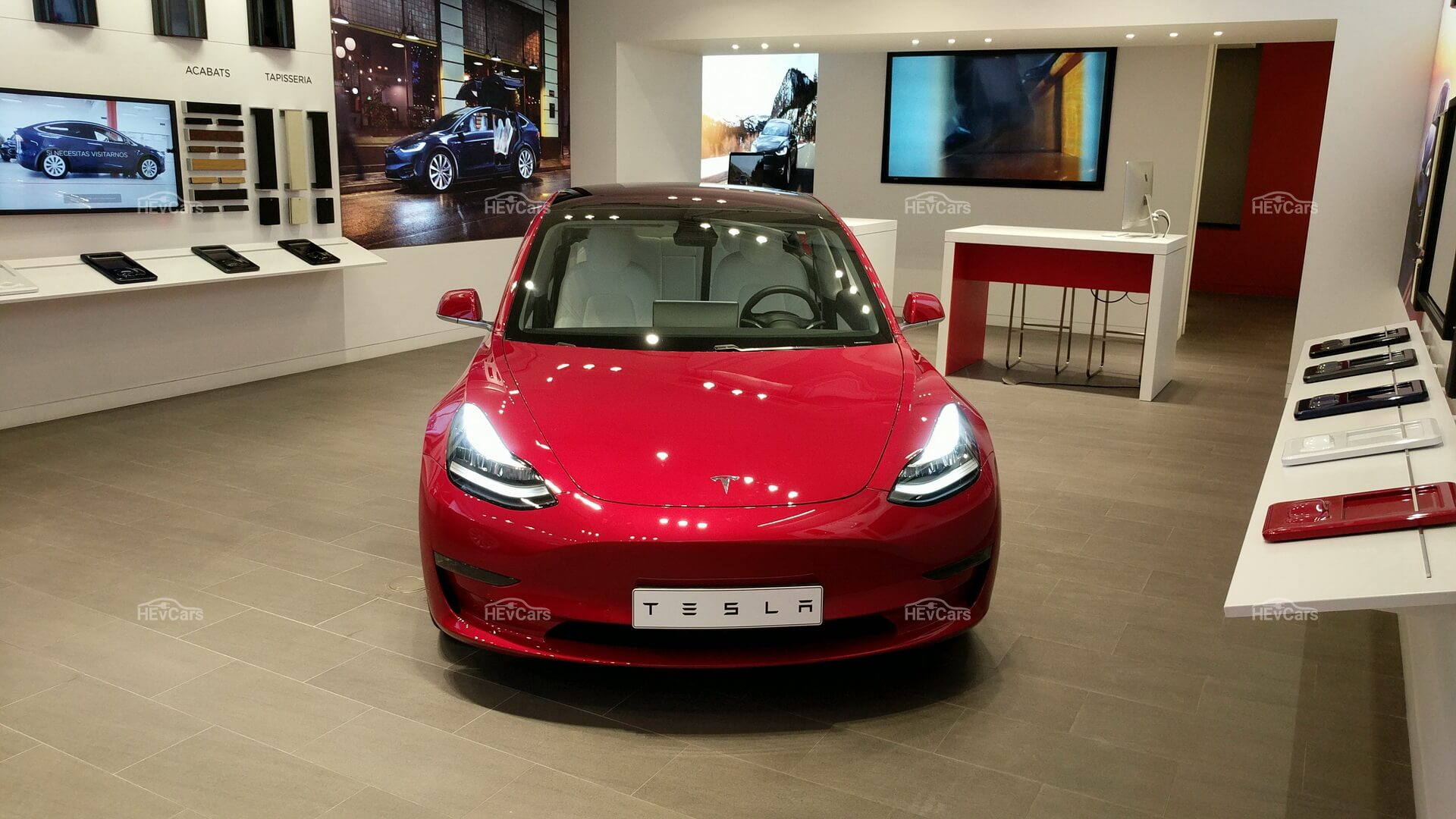Фотография экоавто Tesla Model 3 Performance - фото 25