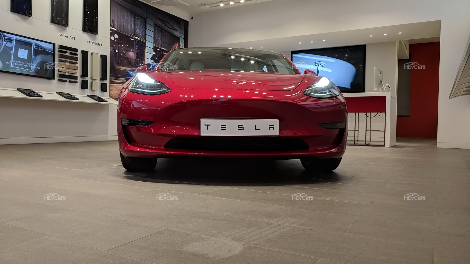 Фотография экоавто Tesla Model 3 Performance - фото 27