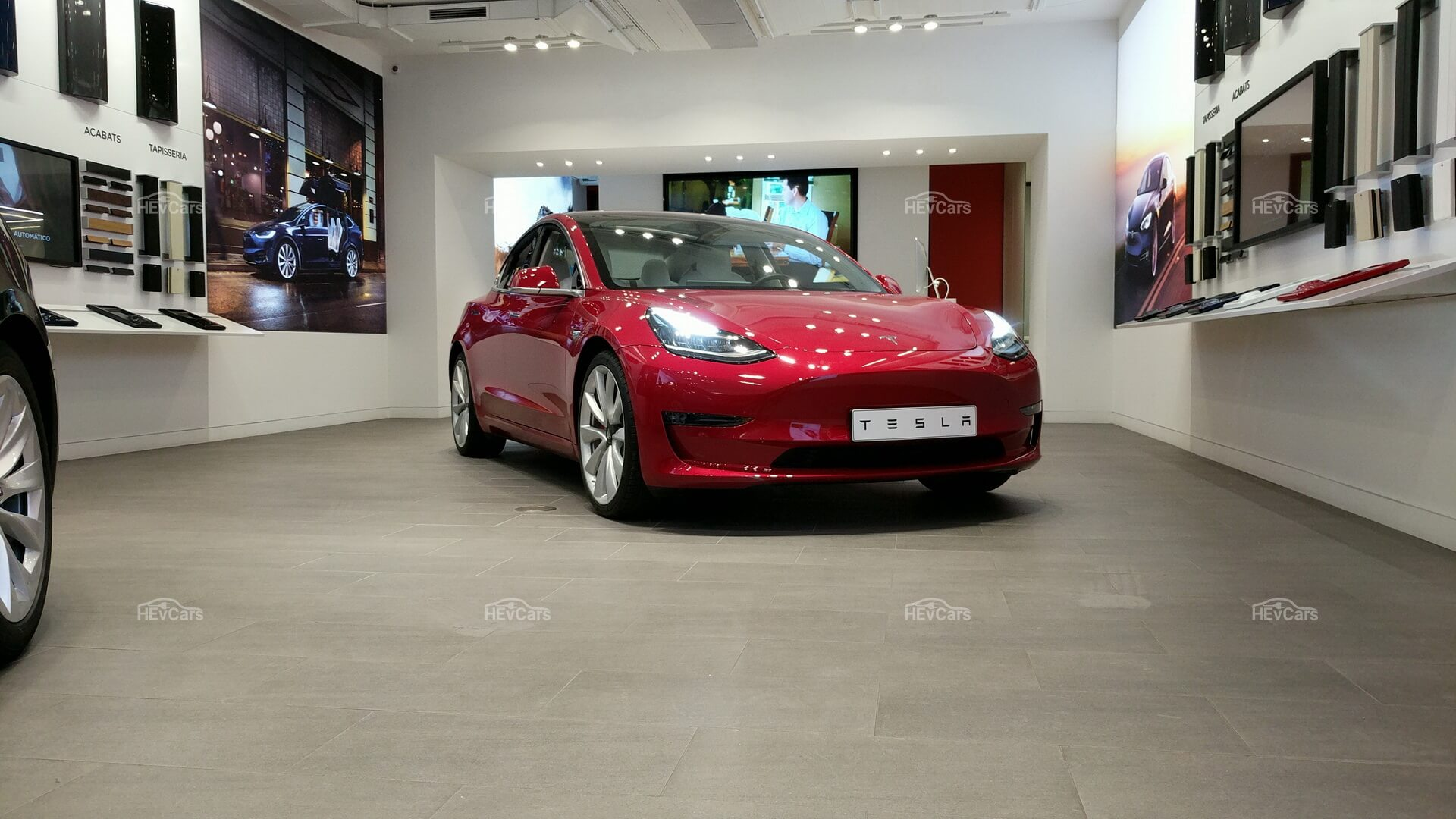 Фотография экоавто Tesla Model 3 Performance - фото 7