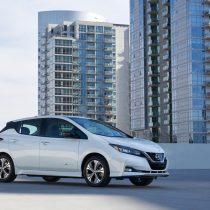 Фотография экоавто Nissan Leaf e+ 2019 (62 кВт•ч) - фото 19