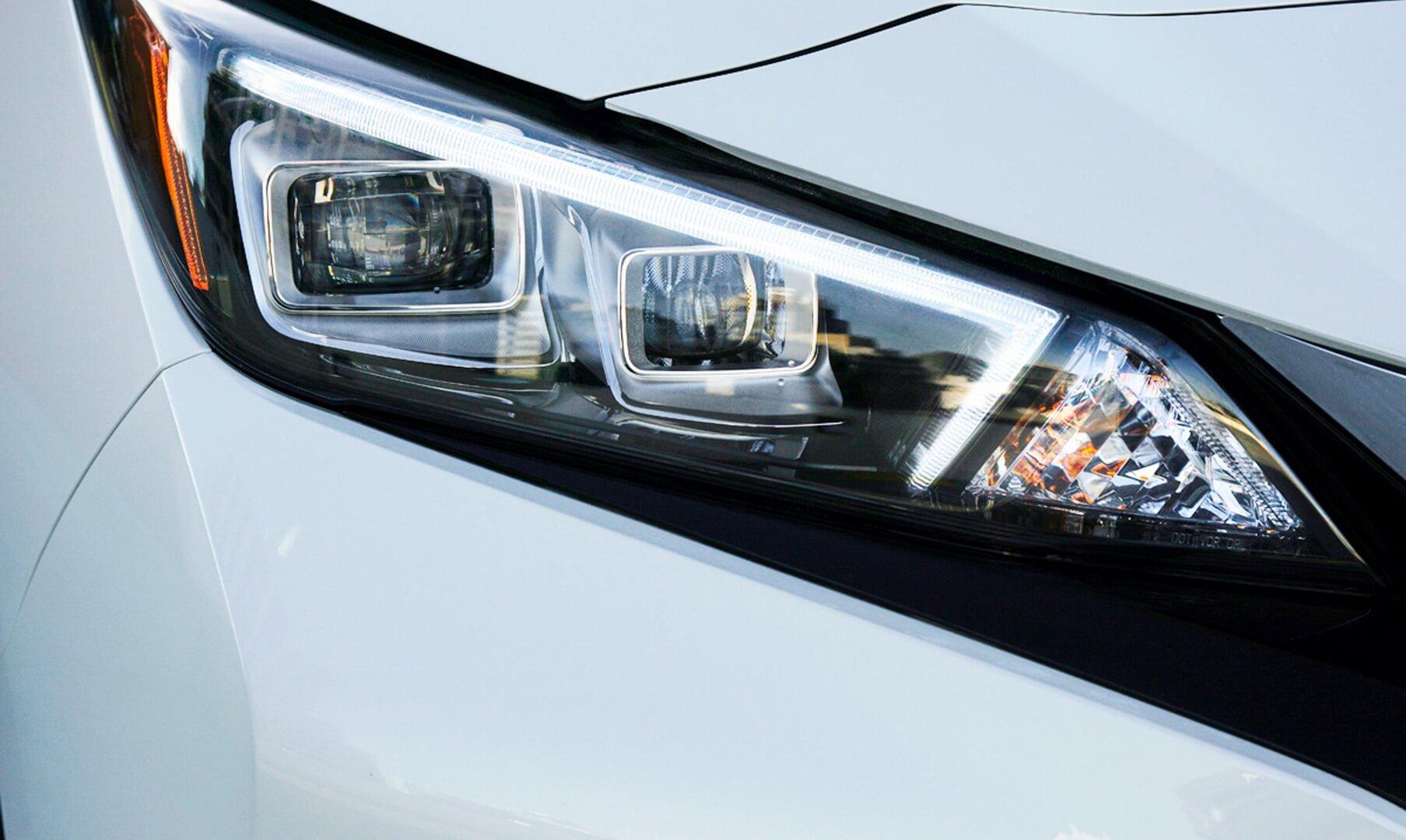 Фотография экоавто Nissan Leaf e+ 2019 (62 кВт•ч) - фото 16