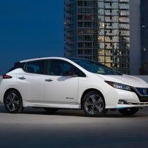 Фотография экоавто Nissan Leaf e+ 2019 (62 кВт•ч) - фото 9