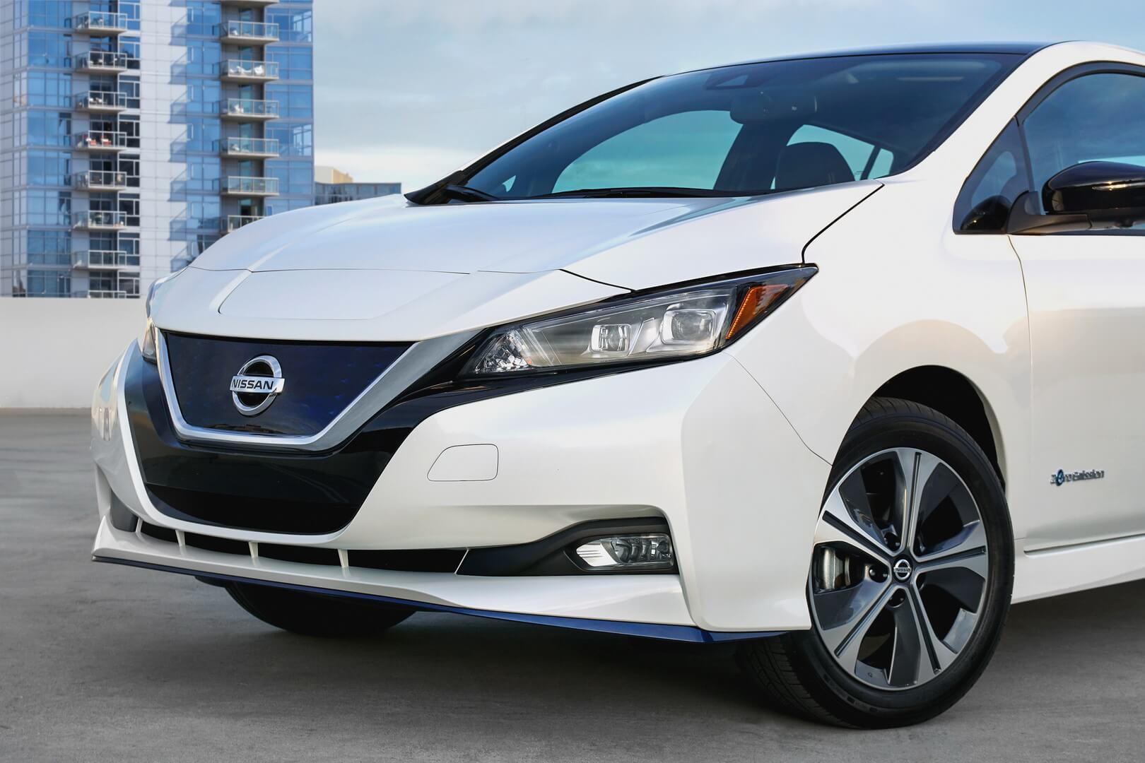 Фотография экоавто Nissan Leaf e+ 2019 (62 кВт•ч) - фото 20