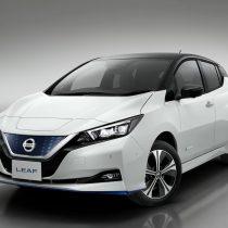 Фотография экоавто Nissan Leaf e+ 2019 (62 кВт•ч) - фото 6