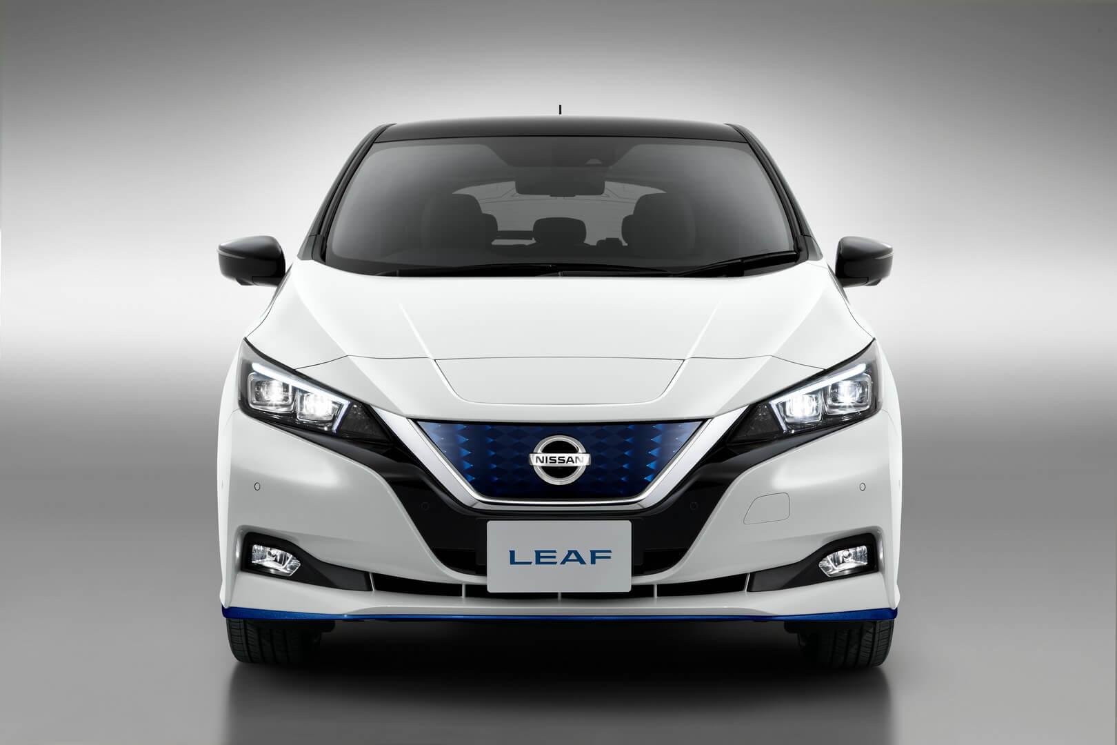 Фотография экоавто Nissan Leaf e+ 2019 (62 кВт•ч) - фото 2