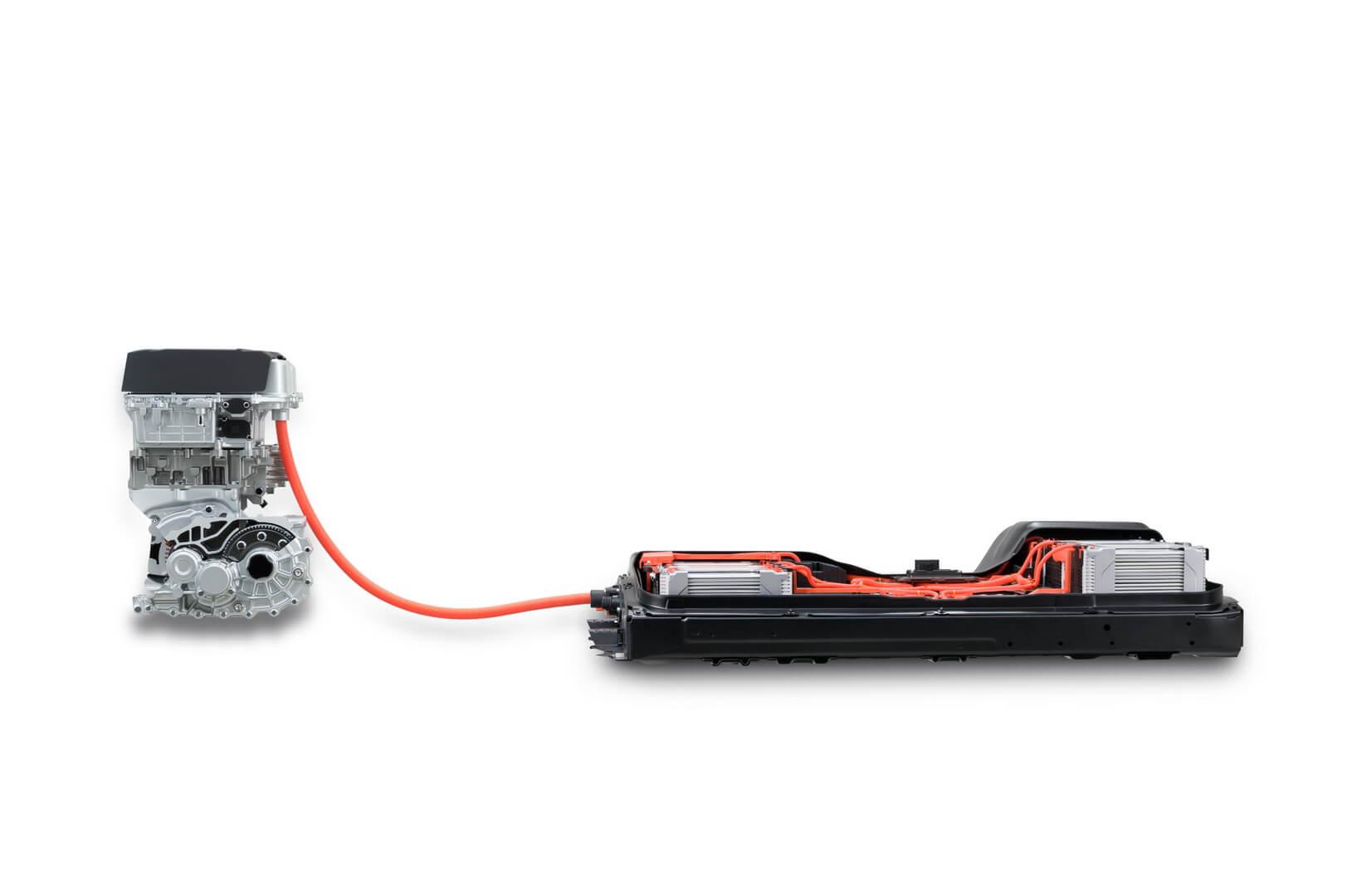 Силовая установка Nissan Leaf e+ с батареей на 62 кВт⋅ч - фото 2
