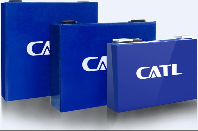 Аккумуляторные ячейки CATL