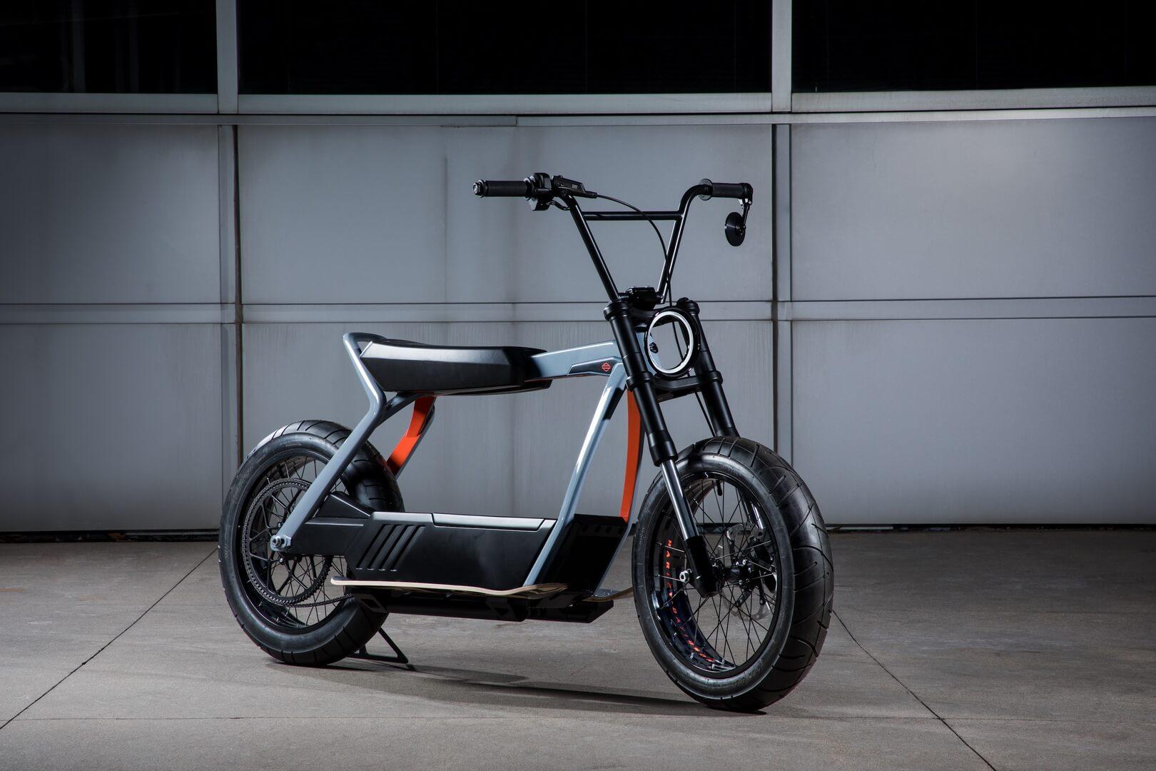 HDElectric Concept2 (скутер)