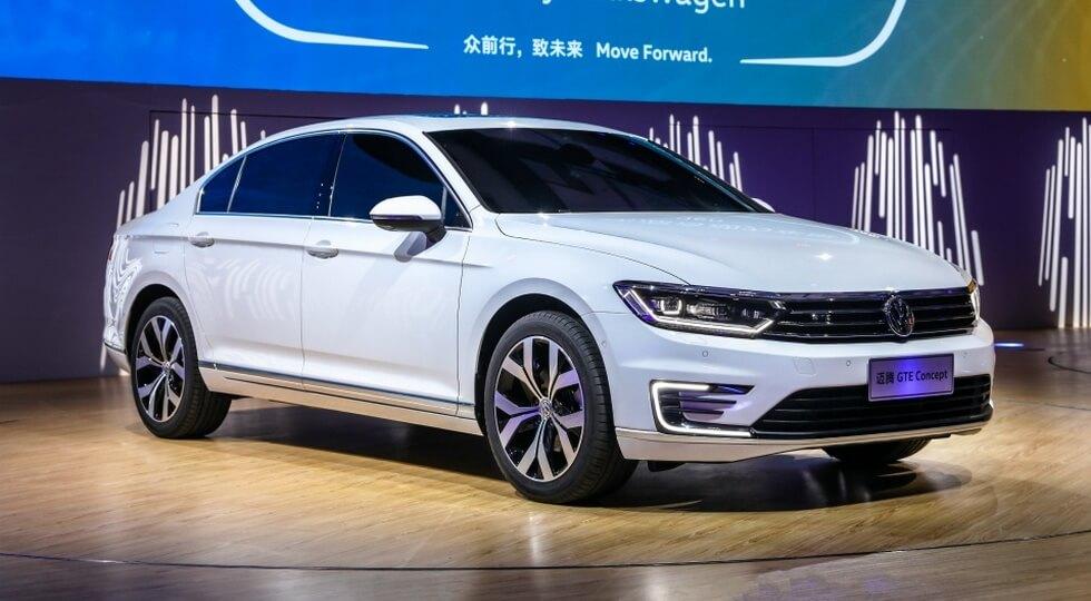 Volkswagen Magotan GTE