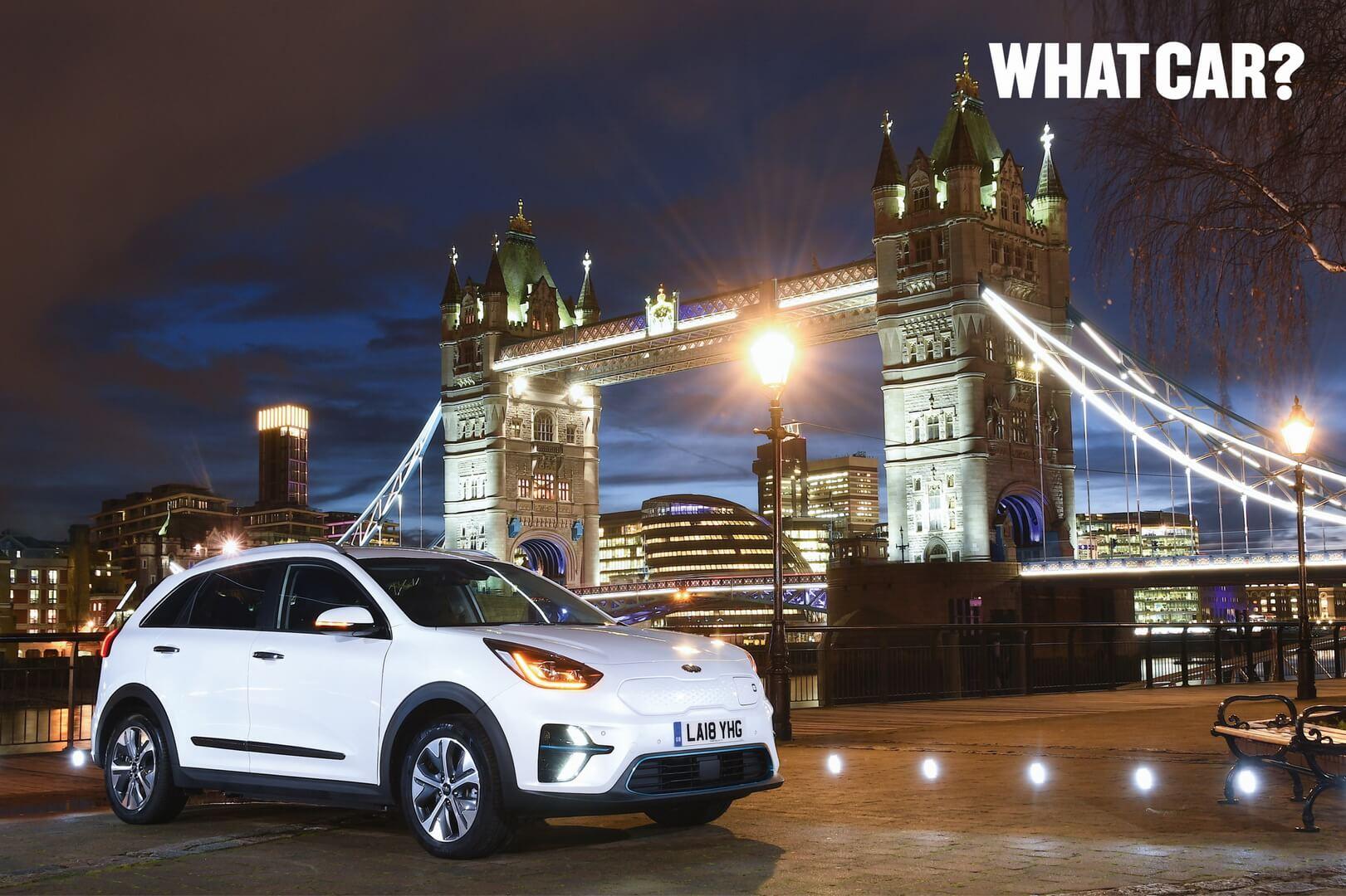 Kia е-Niro назван «Автомобилем 2019 года» в Британии по версии What Car?