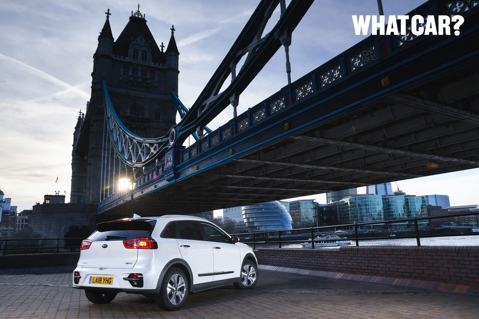 Kia е-Niro назван «Автомобилем 2019года» вБритании поверсии What Car?
