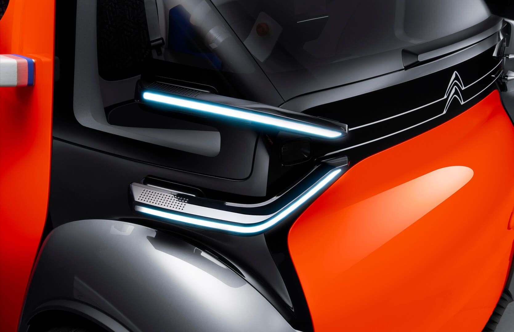 Экстерьер электромобиля Citroën Ami One