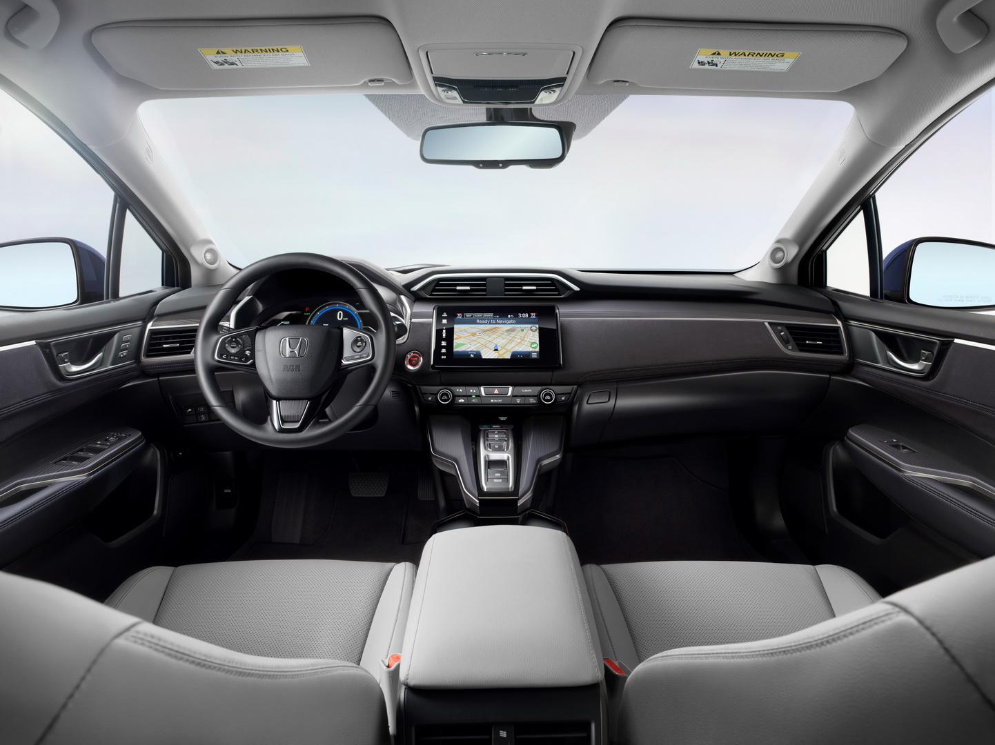 Фотография экоавто Электромобиль Honda Clarity - фото 12