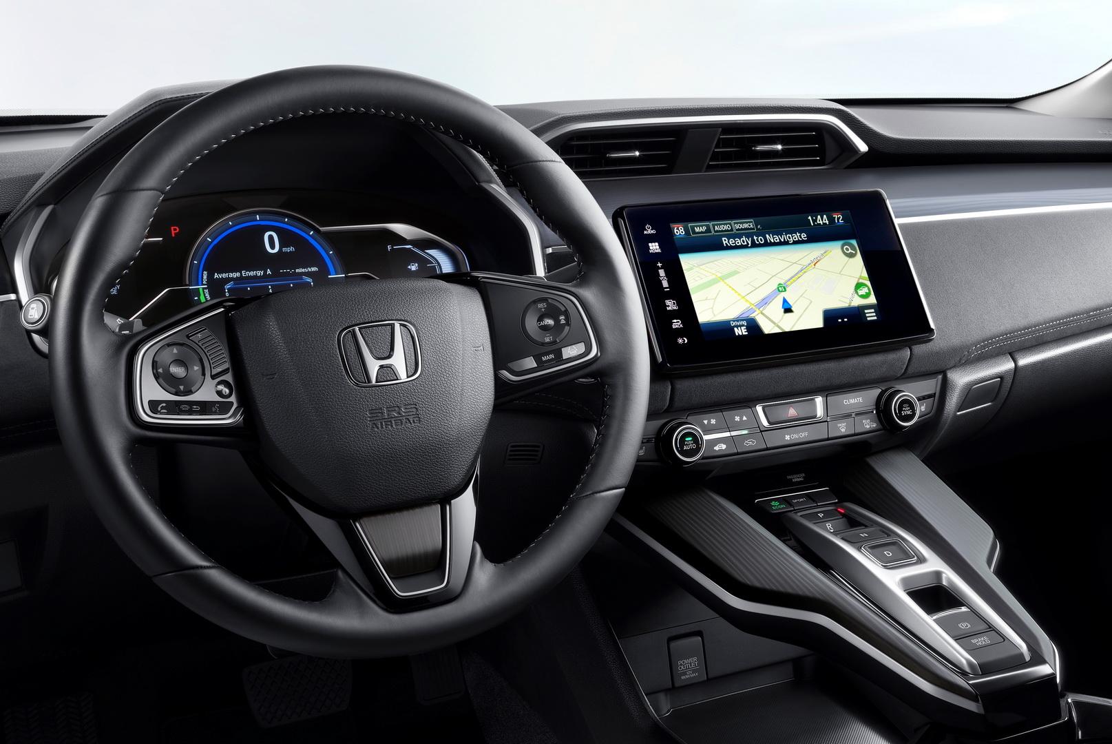 Фотография экоавто Электромобиль Honda Clarity - фото 15